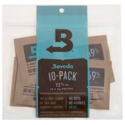 Boveda für Rosinen und Trockenfrüchte - 10x 8g