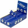 OCB Blau Zigarettenpapier 25 x 50 Blatt