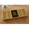 GERMANUS Wool Humidor Cigar Crystal Humidifier - XL
