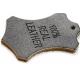 GERMANUS Zigarettenetui Metall Korpus mit Leder Bezug - Made in Germany - Design Wildes Rind