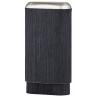 Angelo® Wood Vener Cigar Case for 3 Cigars