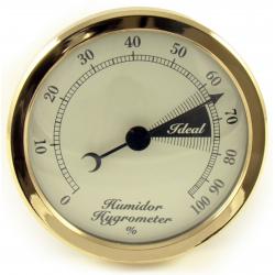 Hygrometer als Ersatz für Humidor 75 mm