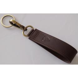 Key Ring - Made in EU - Ferruginus, Brown
