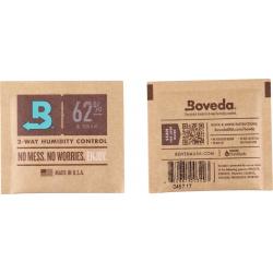 Boveda Humidipak 2-way Humidifer 62%, 8g