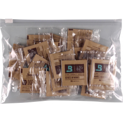 10x Boveda Humidipak 2-way Humidifer 62%, 4g
