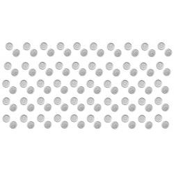 100 x GERMANUS Humidrole Pfeifentabak Zigaretten Tabak Befeuchter, Humidrolle Befeuchter für Zigarettentabak und Pfeifentabak