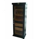 GERMANUS Cigar Humidor Cabinet with GERMANUS Humidifier forapprox 1250 cigars