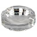 GERMANUS Kristall Glas Aschenbecher für Zigarren