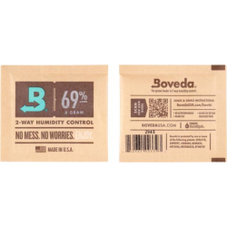 Boveda Humidipak 2-way Humidifer klein - for 72%