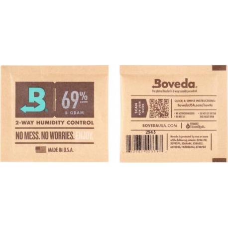 Boveda Humidipak 2-way Humidifer klein - für 72%