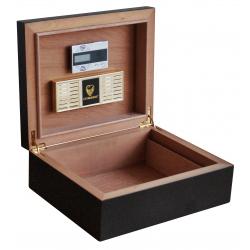 """GERMANUS """"Asculum"""" Zigarren Humidor für ca. 100 Zigarren 048"""