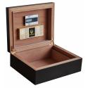 GERMANUS Zigarren Humidor '48 , Das Humidor Komplettpaket mit Premium Hygrometer
