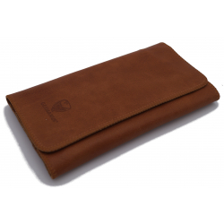 GERMANUS Cigar Case Made from Leather - Made in EU
