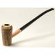 Original Missouri Quality Corncob Pipe - Shape: Cobbit Wiazrd