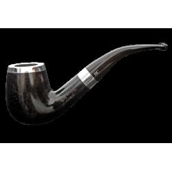 Butz Choquin Titanium Sandblast 1398 Pipe Grey