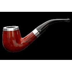 Butz Choquin Titanium Sandblast 1398 Pipe Terracotta
