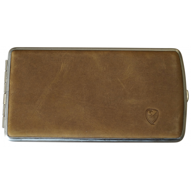Wild Bull GERMANUS Business Card Case Holder Made in Germany