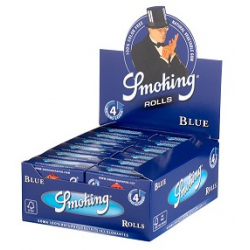 Smoking Rolls Blue, 25 pc