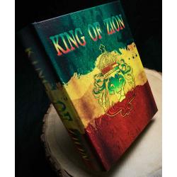 "Kavatza Buch Box - ""King of Zion"""