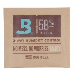 Boveda Humidipak 2-way Humidifer  58%, 4g