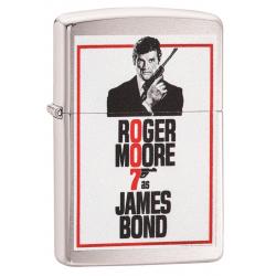 Zippo 60003907 James Bond 007 Roger Moore