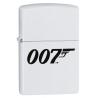 Zippo 60004202 James Bond 007 weiss