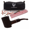 GERMANUS Pipe Poker , Sandblast
