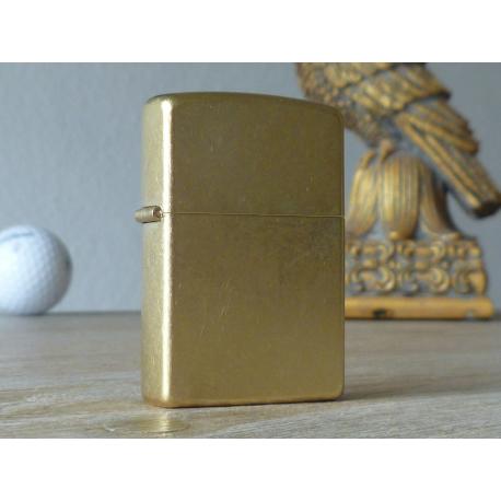 Zippo Feuerzeug - Gold Dust matt