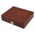 """GERMANUS Cigar Humidor for approx. 30 Cigars """"Mosella"""""""