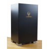 Presentation Sample: GERMANUS Humidor Cigar Cabinet, Closed Design, Black