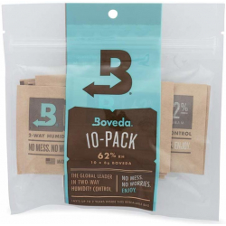 Boveda Humidipak 2-way Humidifer 62% 8g