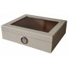 2nd Choice: Mensalla Cigar Humidor for ca. 30 Cigars - White