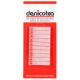 DENICOTEA Filter Slim for Cigarette / Cigarillo Holder, 10 pc