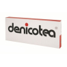 DENICOTEA Filter for Cigarette / Cigarillo Holder, 10 pc