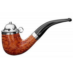 Butz Choquin Pipe with Pipe Cover Rodeo Contrast 1304
