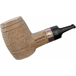 Rattray's Devil's Cut Sandblast Natural Pipe