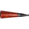 Zigarrenspitze, Handarbeit, 24mm, Braun
