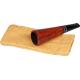 Cigartip, Handmade, 24mm, Brown