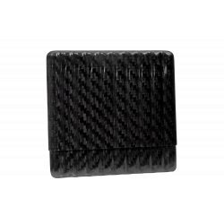 GERMANUS Cigarette Case, Carbon