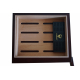"GERMANUS ""Vemis"" Cigar Humidor Cabinet with Digital Hygrometer for ca 500 cigars"
