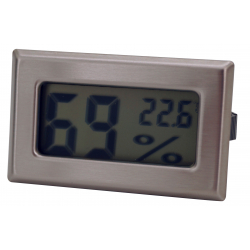 GERMANUS Digital Humidor Hygrometer - VII