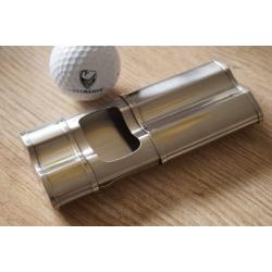 GERMANUS Quality Pocket Ashtray for Cigars