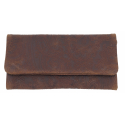 GERMANUS Tobacco Pouch - Cosarara - Made in EU - Ethnic Brown 2