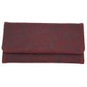 GERMANUS Tobacco Pouch - Cosarara - Made in EU - Ethnic Red