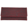 GERMANUS Tobacco Pouch - Cosarara - Made in EU - Ethnic Red
