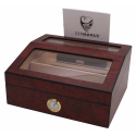 2nd Choice: GERMANUS Humidor Heinrich Premium, 224
