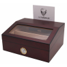 2nd Choice: GERMANUS Humidor Heinrich 237