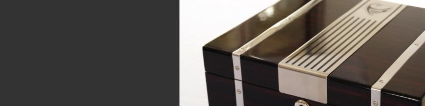 Zigarrenhumidore für die Lagerung Ihrer Zigarren. Wir sind auch Hersteller mit unseren eigenen Produktlinien.